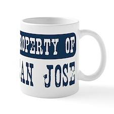 Property of San Jose Mug