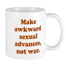 Make Awkward Sexual Mug