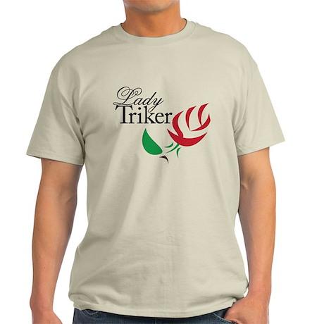 Lady Triker 1 Light T-Shirt