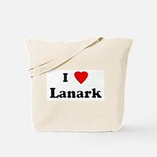 I Love Lanark Tote Bag