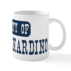 Property of San Bernardino Mug