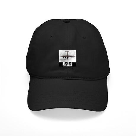 B-24 USAAF Black Cap