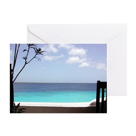"Bonaire ""Solitude"" Greeting Cards (Pk of 10)"