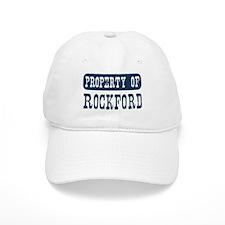 Property of Rockford Baseball Cap