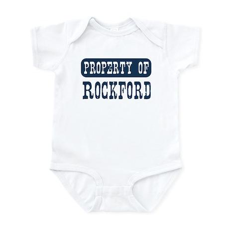 Property of Rockford Infant Bodysuit
