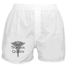 Trauma Queen, ER Nurse Boxer Shorts
