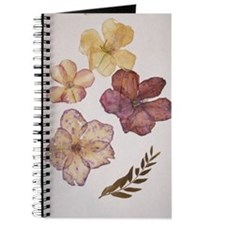 Funny Dried flower Journal