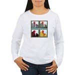Cochins! Women's Long Sleeve T-Shirt