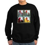 Cochins! Sweatshirt (dark)