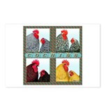 Cochins! Postcards (Package of 8)