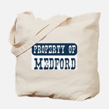Property of Medford Tote Bag