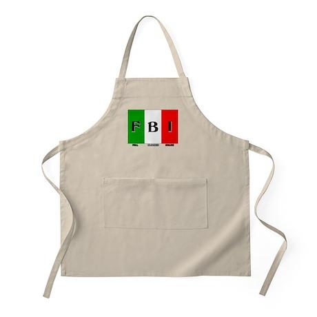 Full Blooded Italian BBQ Apron