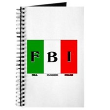 Full Blooded Italian Journal