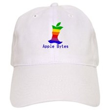Apple Bytes Baseball Cap