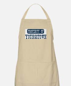 Property of Youngstown BBQ Apron