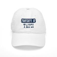 Property of Taipei Baseball Cap