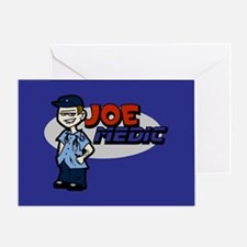 JoeMedic Logo Greeting Card