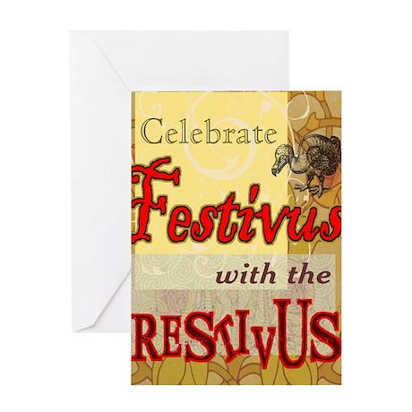 Happy Festivus Greeting Card