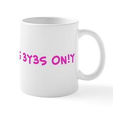 F0R C@S3Y'S 3Y3S 0N!Y Mug