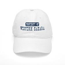 Property of Western Sahara Cap