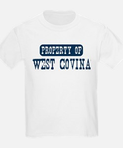 Property of West Covina T-Shirt