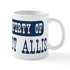Property of West Allis Mug