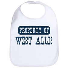 Property of West Allis Bib