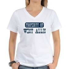 Property of West Allis Shirt