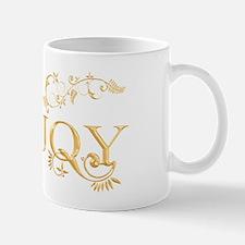 Joy (With Dove of Peace) Mug