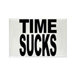 Time Sucks Rectangle Magnet (100 pack)