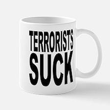 Terrorists Suck Mug