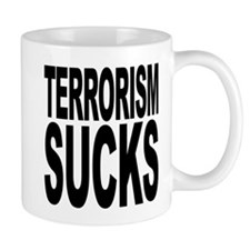 Terrorism Sucks Mug