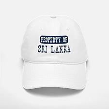 Property of Sri Lanka Baseball Baseball Cap