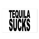 Tequila Sucks Postcards (Package of 8)