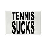 Tennis Sucks Rectangle Magnet (100 pack)