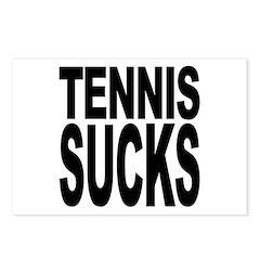 Tennis Sucks Postcards (Package of 8)