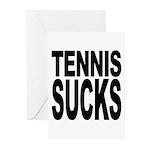 Tennis Sucks Greeting Cards (Pk of 10)