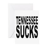 Tennessee Sucks Greeting Card