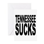 Tennessee Sucks Greeting Cards (Pk of 10)