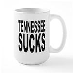 Tennessee Sucks Large Mug
