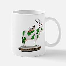 Grass Cow and Goats Mug