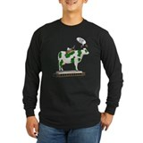 Goat Long Sleeve T-shirts (Dark)