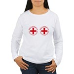 Floatation Women's Long Sleeve T-Shirt