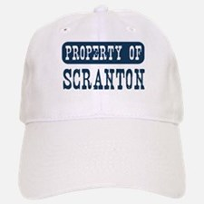 Property of Scranton Baseball Baseball Cap