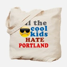 Funny Portland Tote Bag
