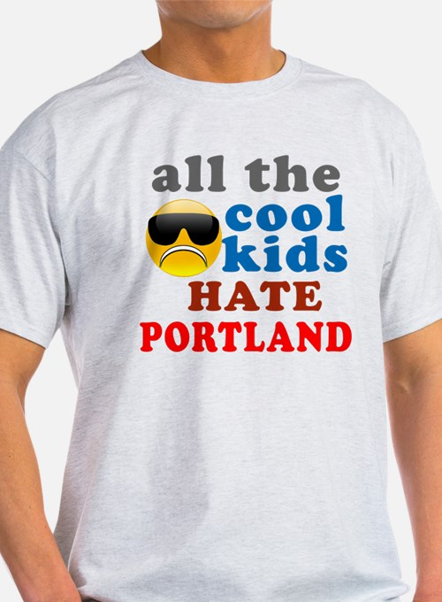 Cute I hate portland T-Shirt