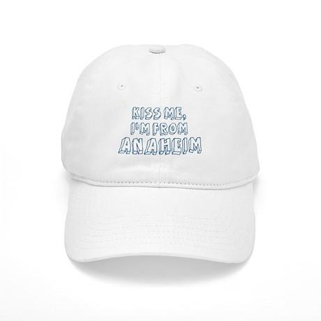 Kiss me: Anaheim Cap