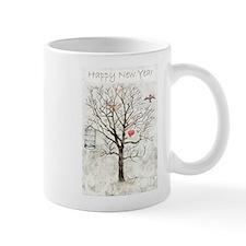 """""""New year and hearts..."""" Mug"""