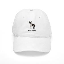 Good Boston Terrier Baseball Cap