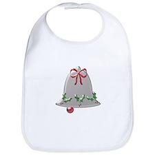 Christmas Bell- Bib